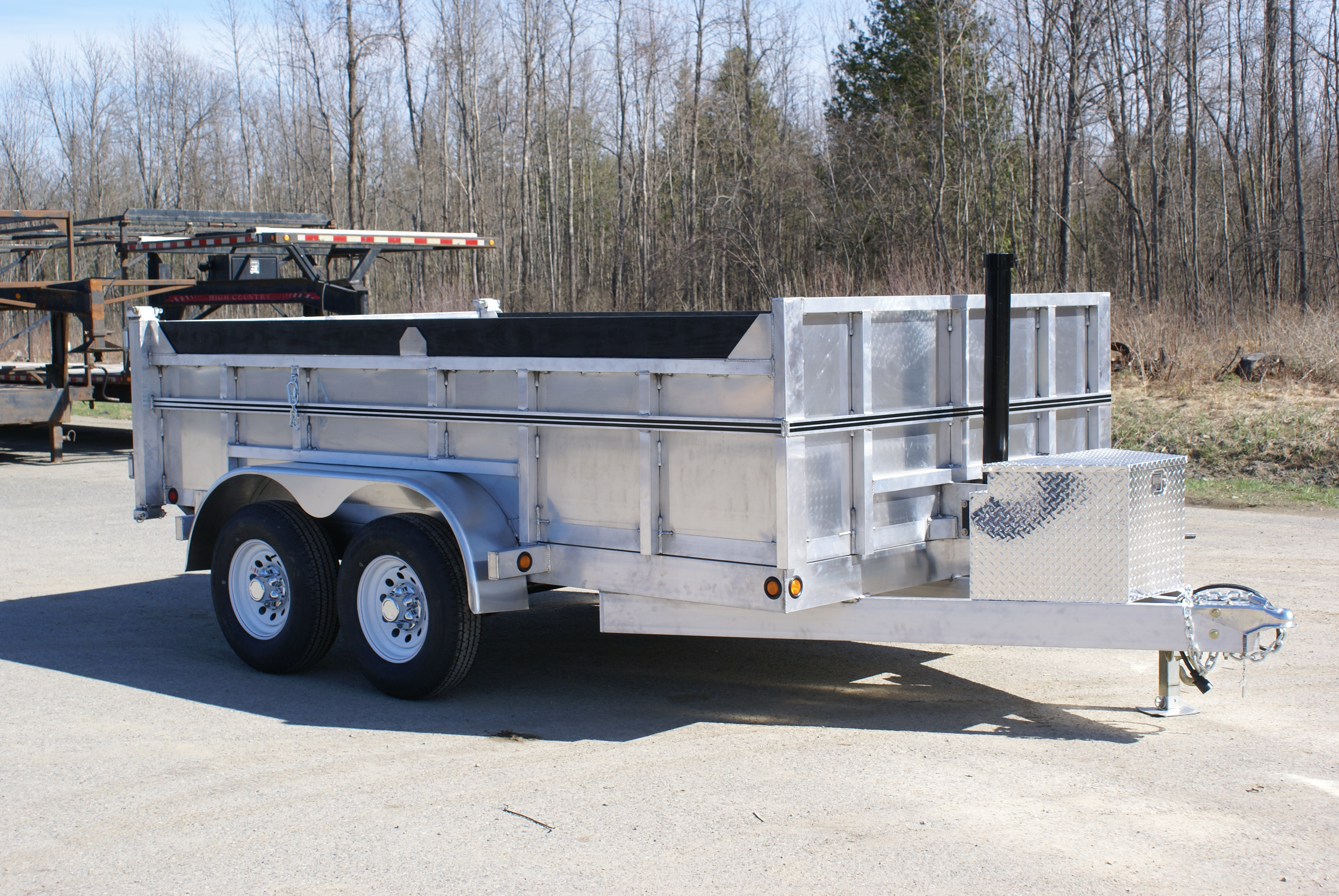 Mission Trailers Trailer Gallery J Amp M Auto Nassau Ny